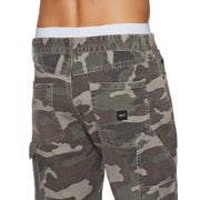 RVCA Work It Short Walk Shorts