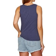 Roxy Billy Twist Ladies Tank Vest
