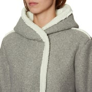 SWELL Eska Sherpa Lined Hooded Ladies Jacket