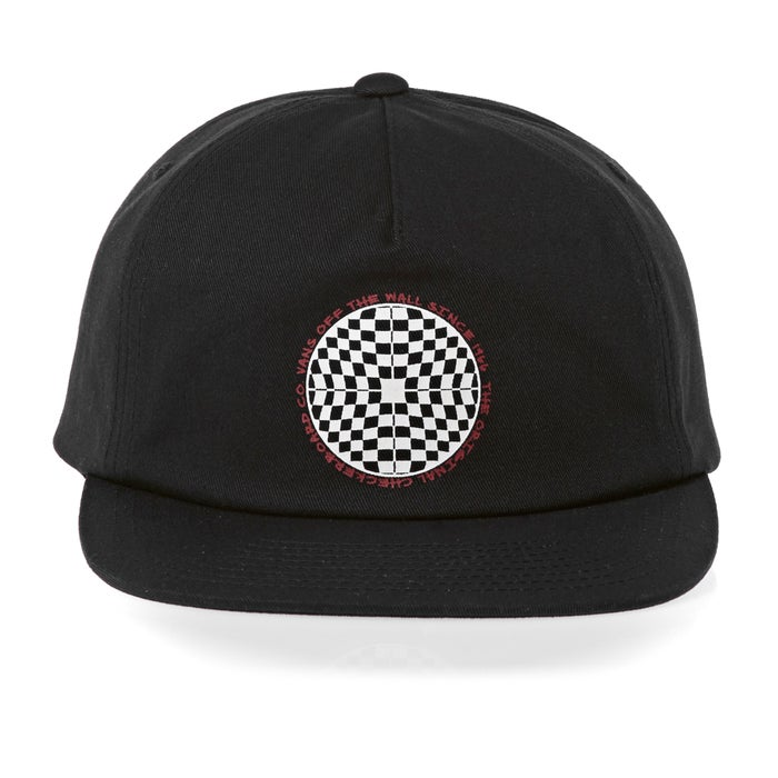 Vans Checkered Shallow Cap