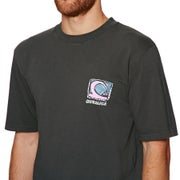 Quiksilver Durable Dens Way Mens Short Sleeve T-Shirt