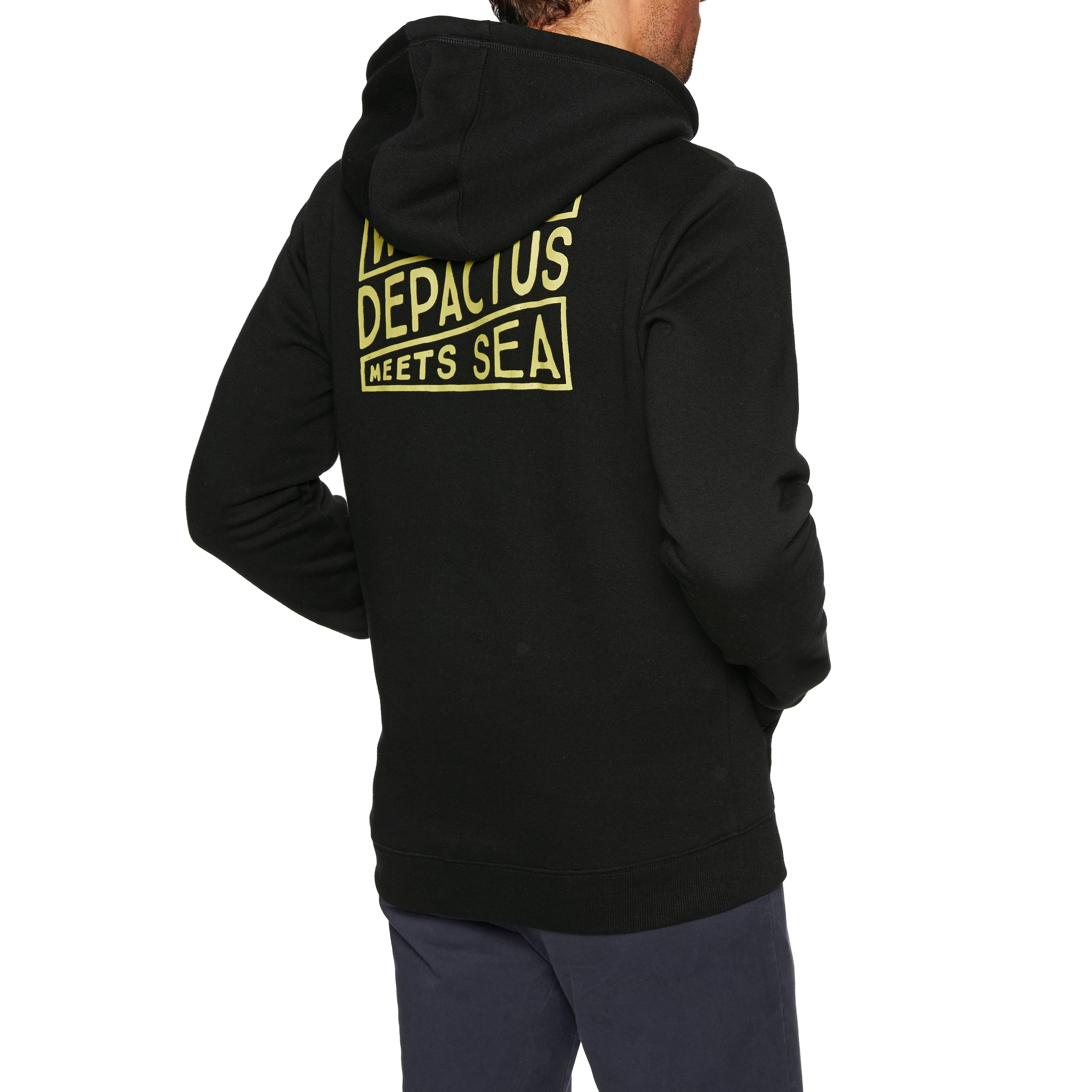 Depactus Chronical Pullover Hoody