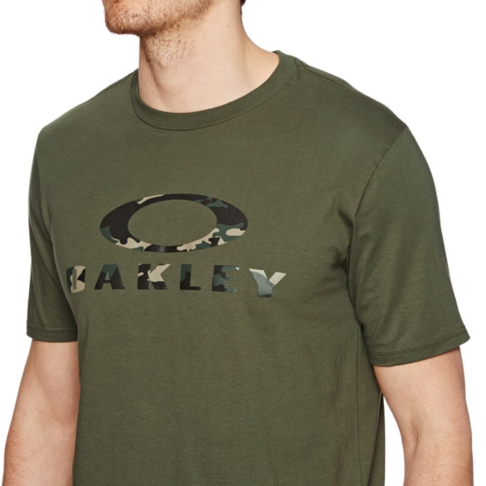 Oakley 50 Stealth II Mens Short Sleeve T-Shirt