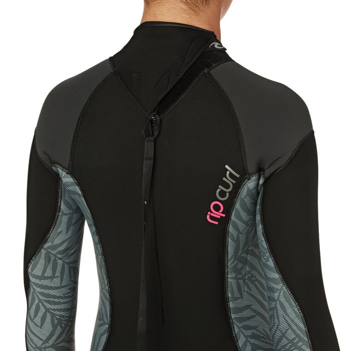 Rip Curl Dawn Patrol 3/2mm Back Zip Ladies Wetsuit