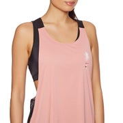 Hurley Quick Dry Mesh Tank Ladies Sports Top