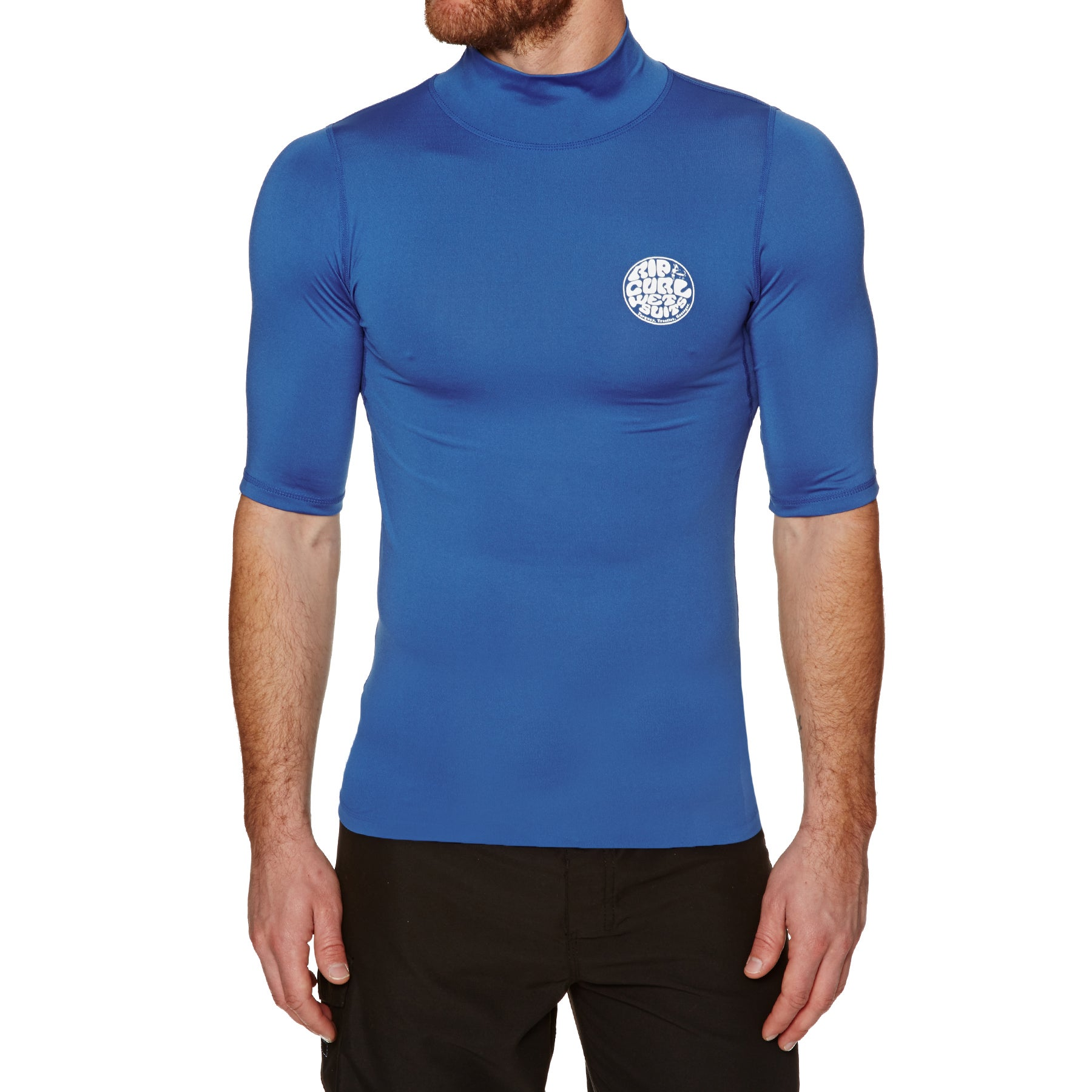 Rip Curl Corpo Long Sleeve High Neck Rash Vest