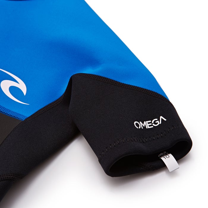 Rip Curl Omega 1.5mm Back Zip Shorty Wetsuit