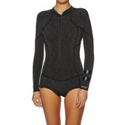 Hurley Advantage 2mm 2019 Front Zip Long Sleeve Shorty Wetsuit