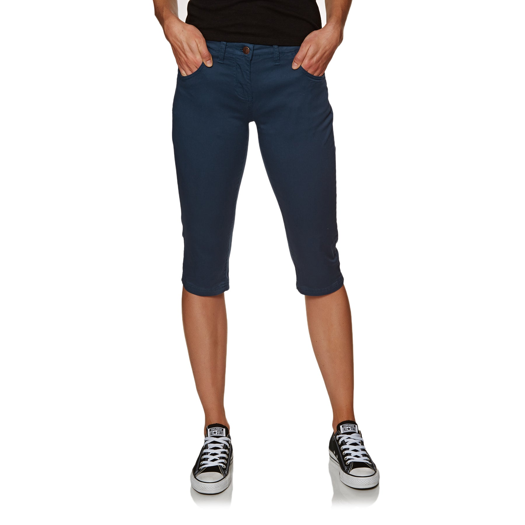 Protest Attractive 3 Quarter Ladies Chino Pant