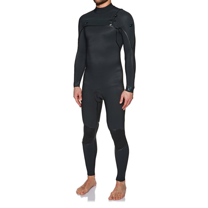 O Neill Psycho One 3/2mm Chest Zip Wetsuit