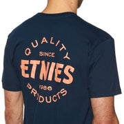 Etnies Quality Control Short Sleeve T-Shirt