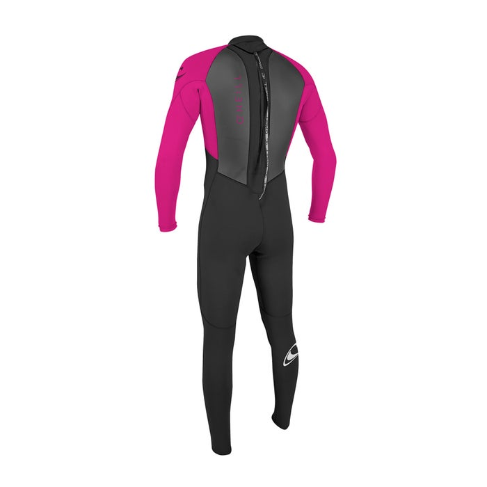 O Neill Reactor II 3/2mm Back Zip Kids Wetsuit