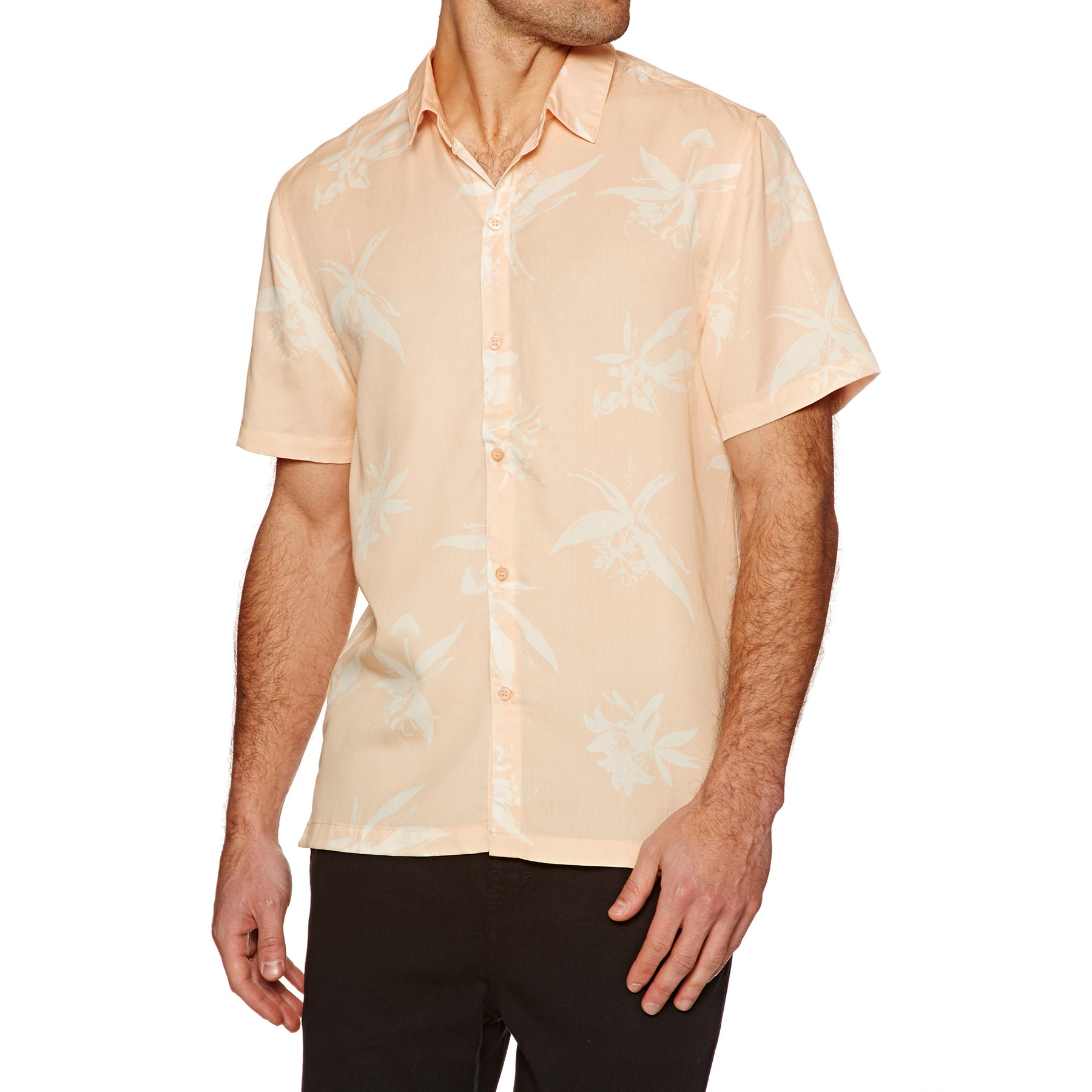No News Bloom Short Sleeve Shirt