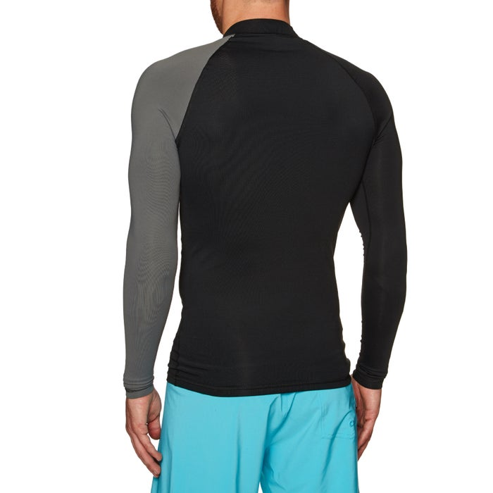 Quiksilver Active Long Sleeve Rash Vest