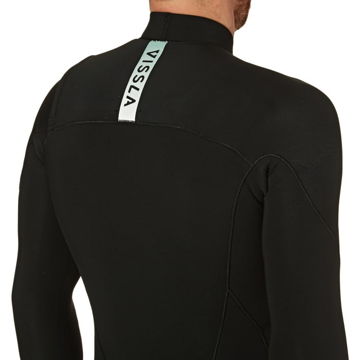 Vissla 7 Seas 4/3mm 2018 Chest Zip Wetsuit