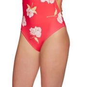 Billabong Floral Dawn One Piece Ladies Swimsuit