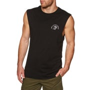SWELL Doomed Muscle Short Sleeve T-Shirt