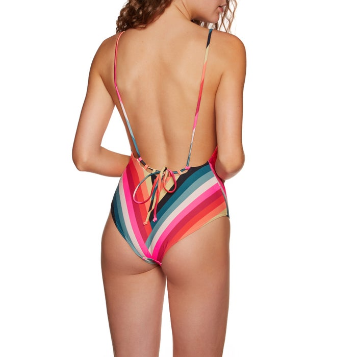 Billabong Color Spell One Piece Ladies Swimsuit