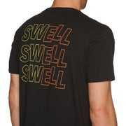 SWELL Block Short Sleeve T-Shirt