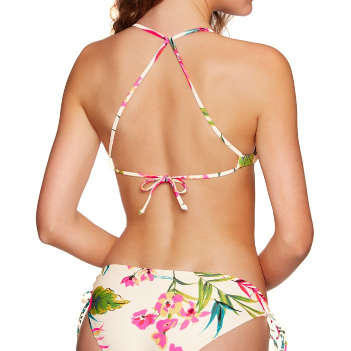 Billabong Island Hop Fixed Tri Ladies Bikini Top