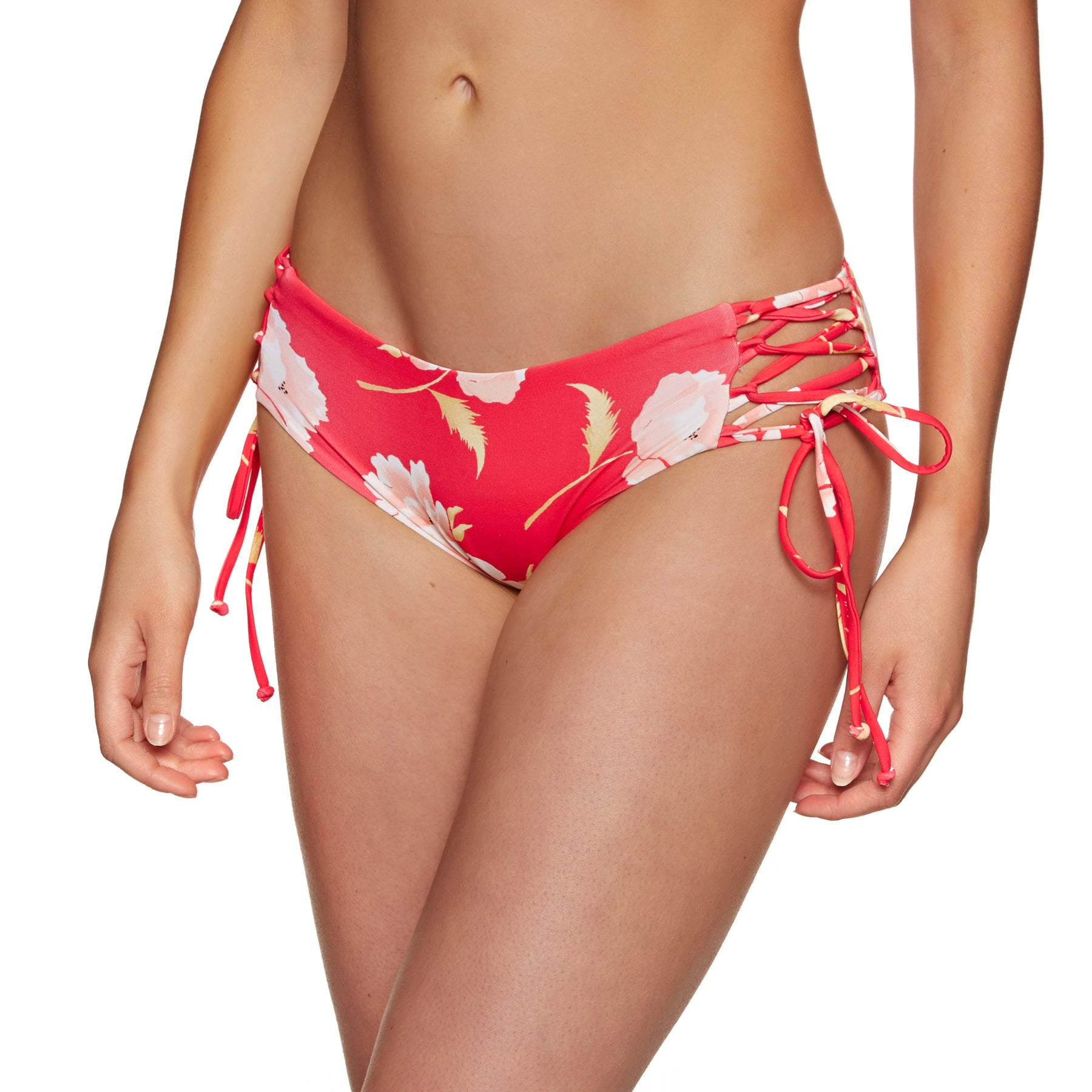 Billabong Floral Dawn Hawaii Ladies Bikini Bottoms
