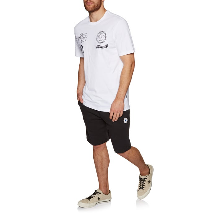 Converse Multi Graphic Short Sleeve T-Shirt