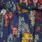 SWELL Botanical Button Through Ladies Dress
