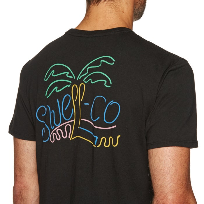 SWELL Neon Short Sleeve T-Shirt