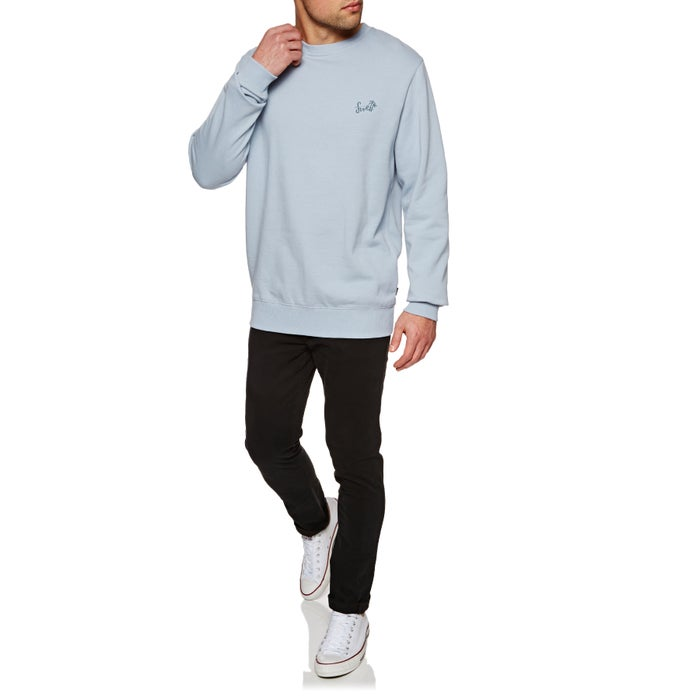 SWELL Atoll Pigment Crew Sweater
