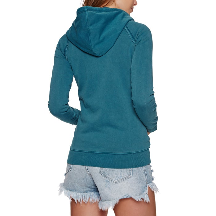 Rip Curl Pacific Light Fleece Ladies Zip Hoody