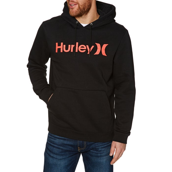 Hurley Surf Check One And Only Pullover Hoody