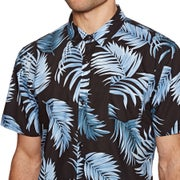 SWELL Palms Woven Short Sleeve Shirt