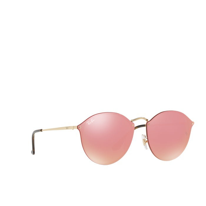 Ray-Ban Blaze Round Ladies Sunglasses