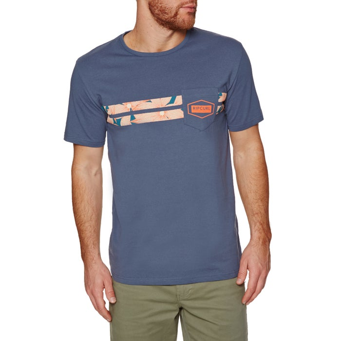 Rip Curl Underline Short Sleeve T-Shirt