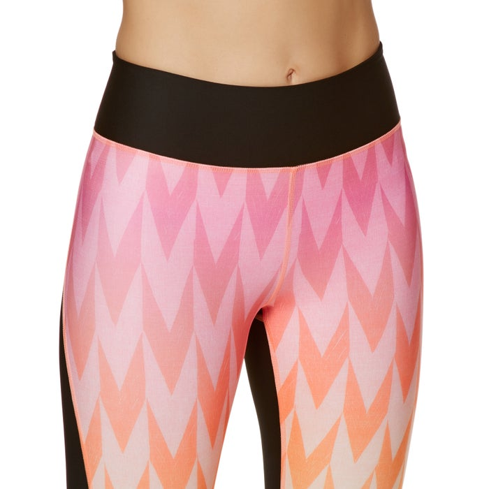 Hurley Mesh Bula Ladies Leggings