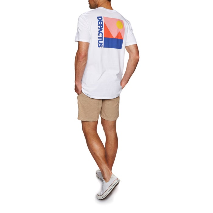 Depactus Blocked Short Sleeve T-Shirt
