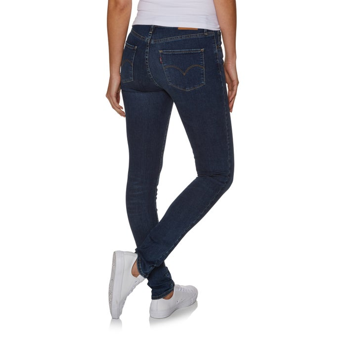 Levis Mile High Super Skinny Ladies Jeans