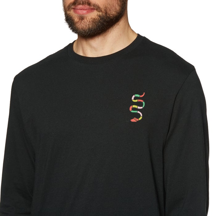 SWELL Rainbow Snake Long Sleeve T-Shirt