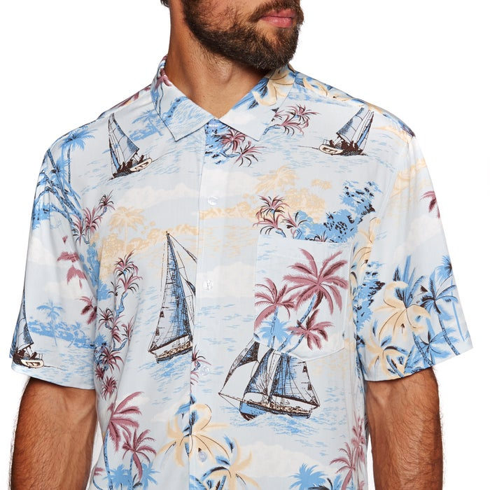 SWELL Harbour Party Short Sleeve Shirt