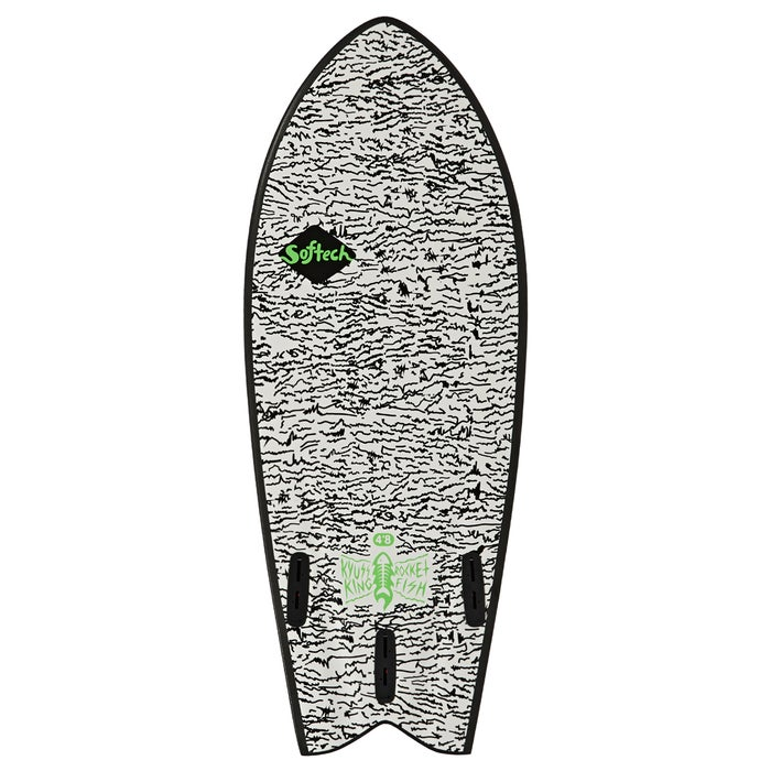 Softech Kyuss Performance FCS II Fish Surfboard