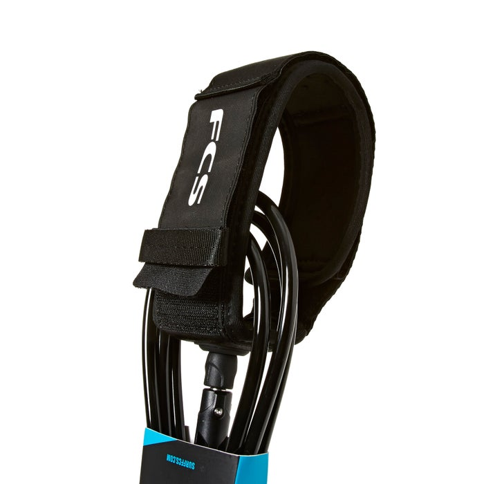 FCS Essential Regular Calf Surf Leash