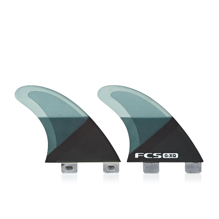 FCS GXQ Performance Core Slice Rear Fin