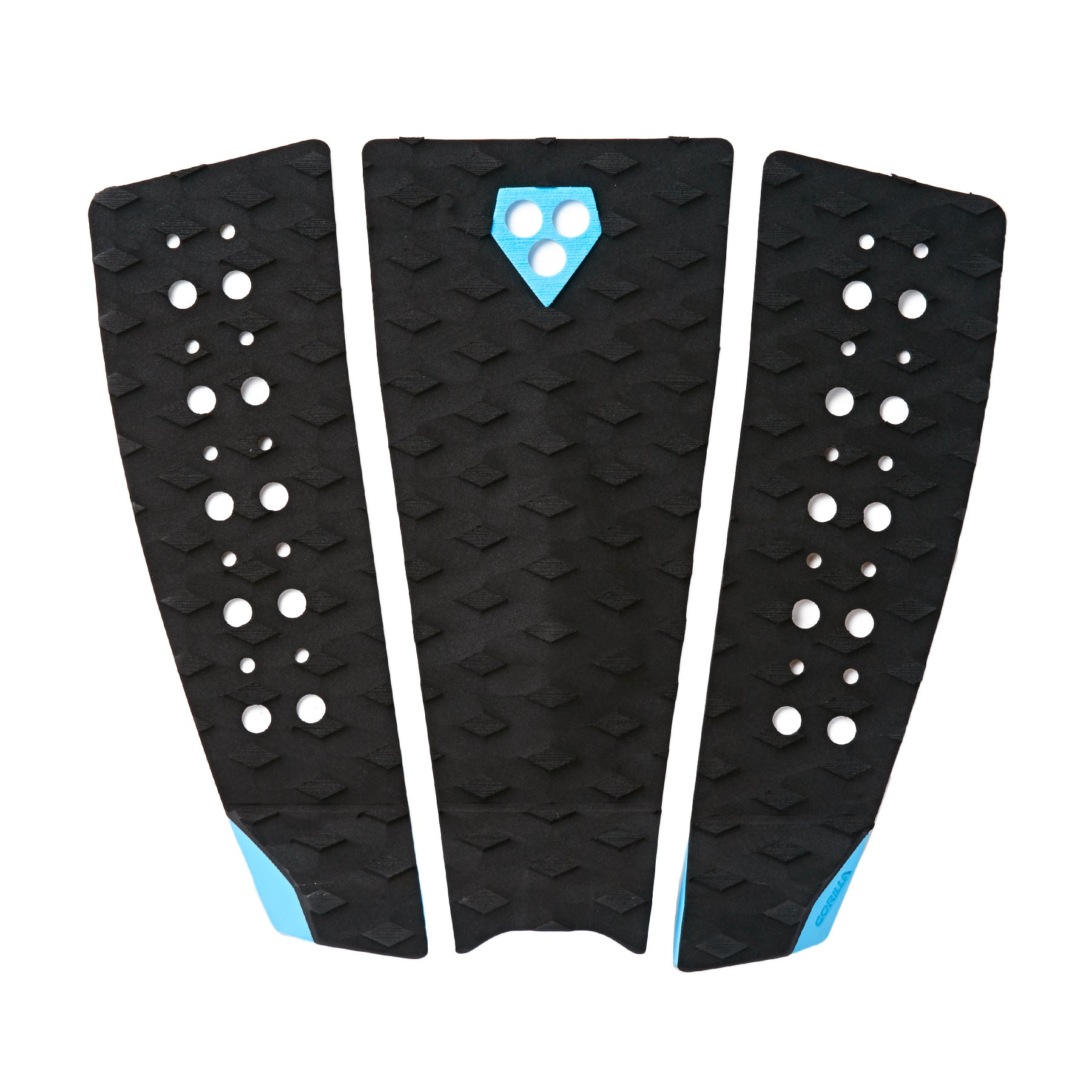 Gorilla Phat Three 3 Piece Tail Pad