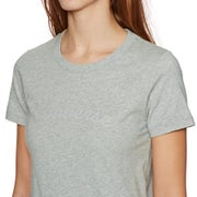 Converse Essentials Reflective Star Ladies Short Sleeve T-Shirt