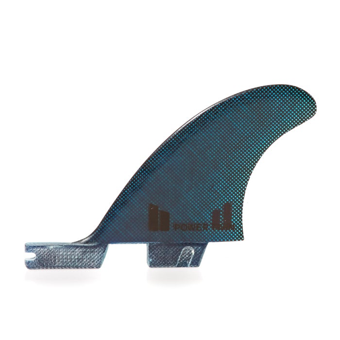 FCS II Power Twin Plus 1 Performance Glass Fin