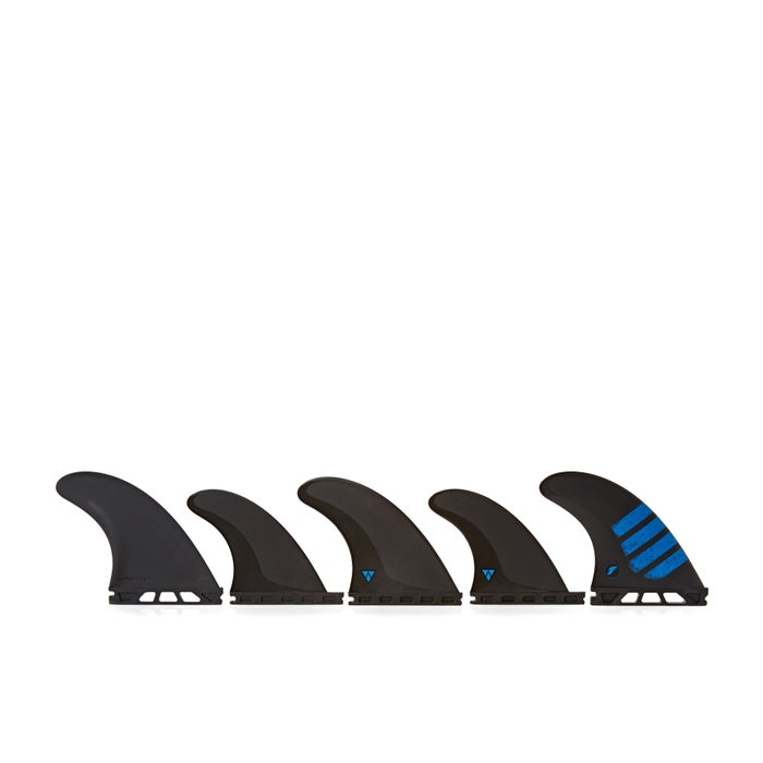 Futures F6 Alpha Set Of Five Fin