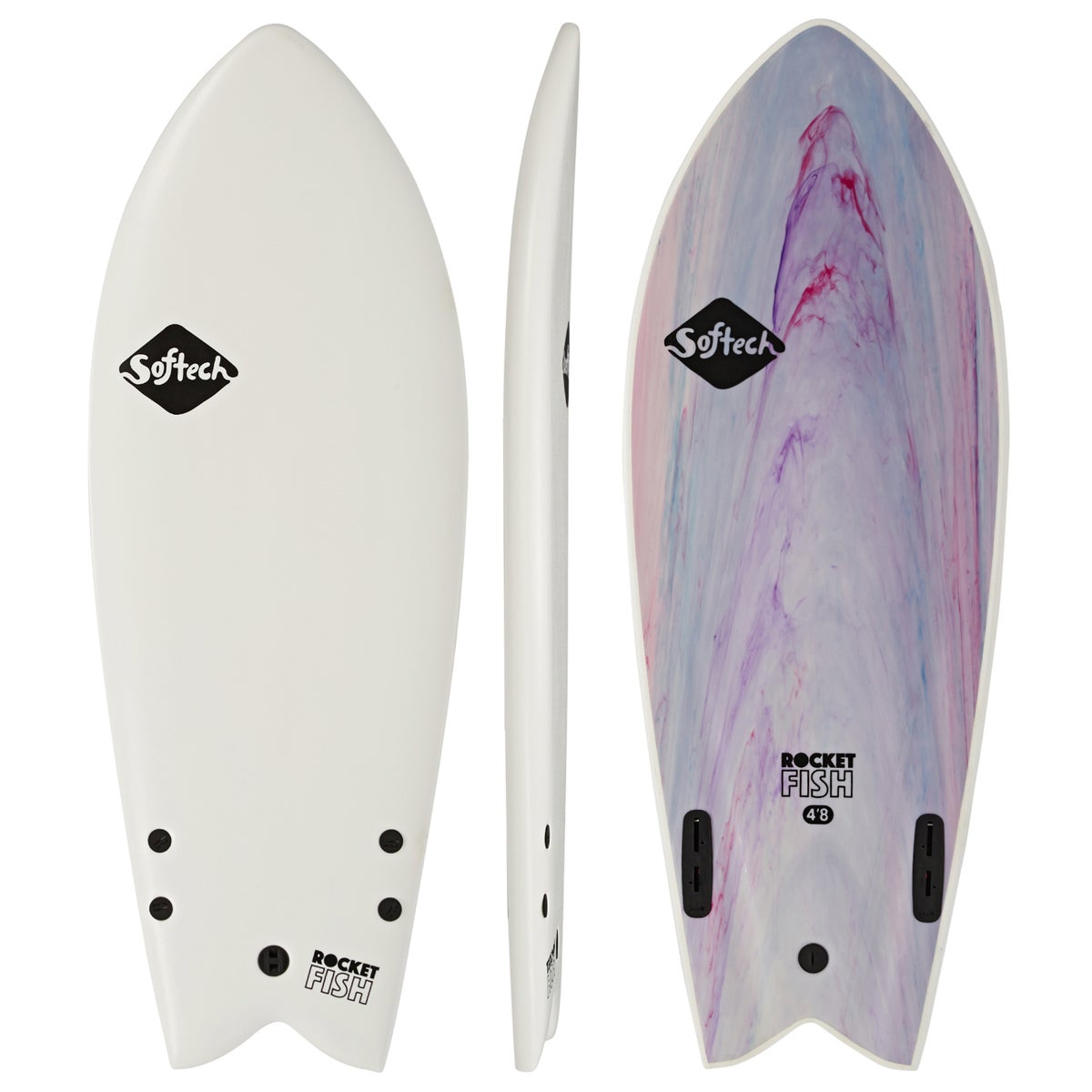 Softech Rocket Fish FCS II Surfboard