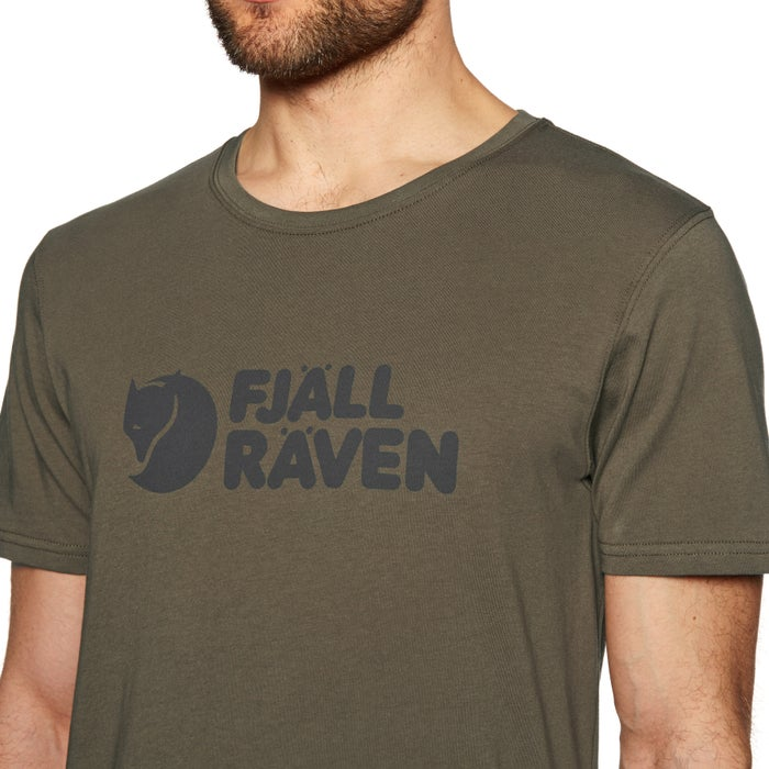 Fjallraven Logo Short Sleeve T-Shirt