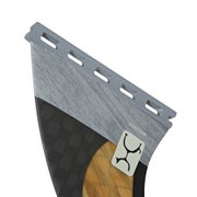 Futures Rob Machado Blackstix 3.0 Thruster Fin