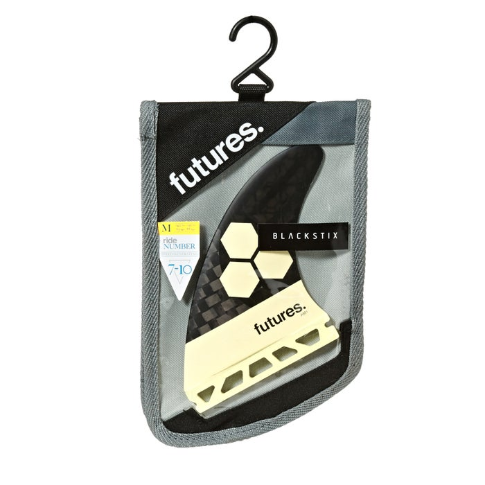 Futures AM1 Blackstix 3.0 Thruster Fin